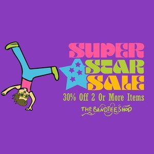 ⭐ Superstar Sale ⭐ 30% off 2 or more items :)